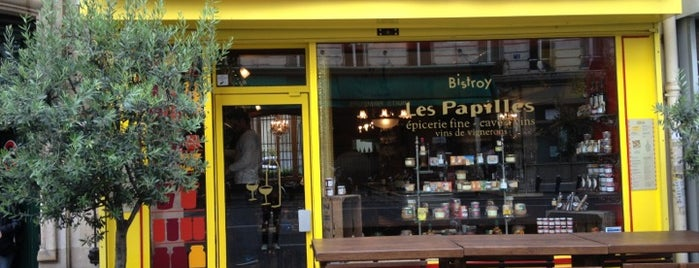 Les Papilles is one of Paris: French.