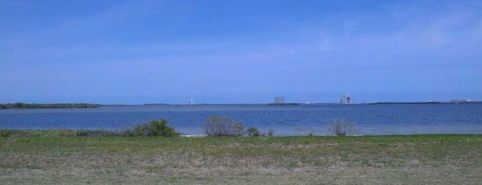 NASA Causeway (Launch Viewing) is one of #VirtualUS.