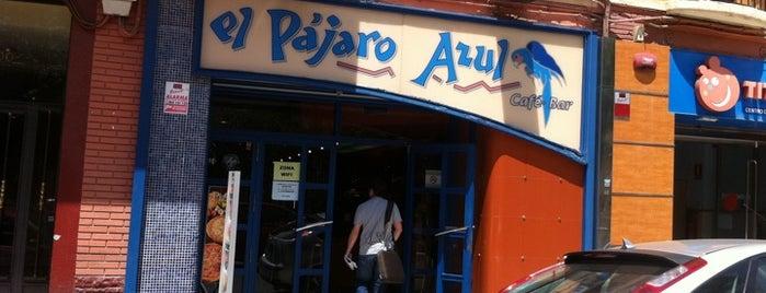 El Pajaro Azul is one of cuadrodemando : понравившиеся места.