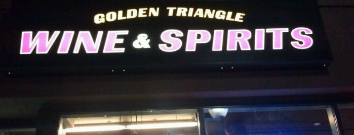 Golden Triangle Wine & Spirits is one of Denver-To-Do List.