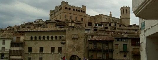 Castillo de Valderrobres is one of SPAİN 2.