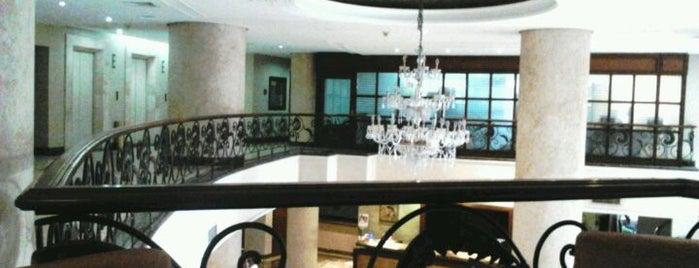 Hotel Dann Carlton is one of Locais curtidos por Lulu.