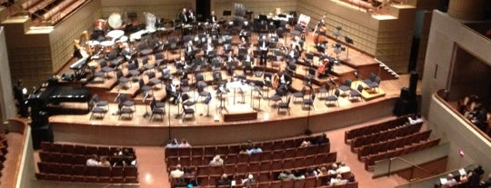 Morton H. Meyerson Symphony Center is one of Culture in DFW.