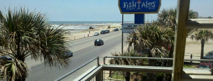 Fish Tales is one of Best Galveston Restaurants.