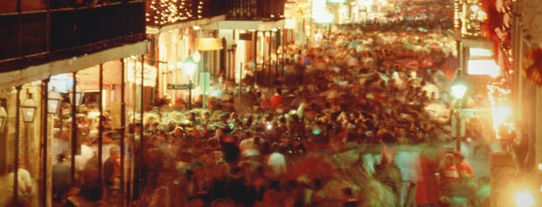 Jackson Square is one of Malam Tahun Baru Paling Meriah di AS.