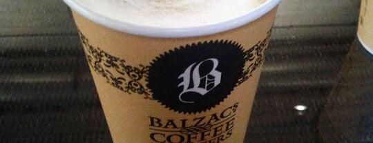 Balzac's Coffee is one of YYZ Heartstarters.