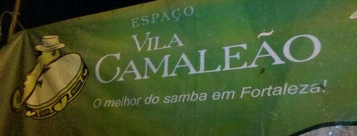 Espaço Vila Camaleão is one of Bar.