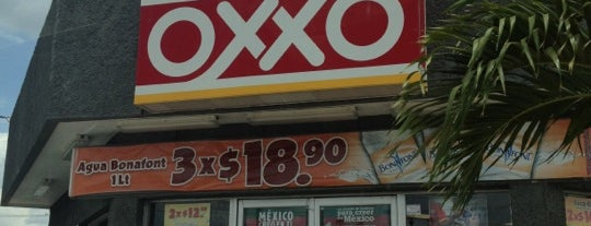 Oxxo is one of Tempat yang Disukai Joaquin.