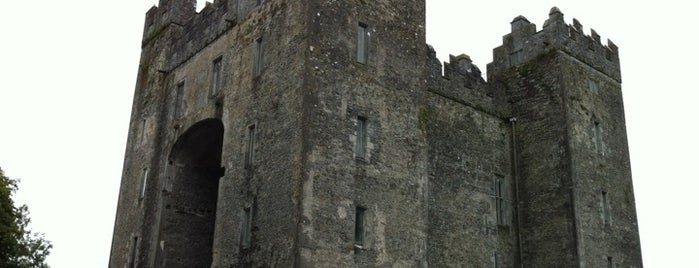 Bunratty Castle & Folk Park is one of Ireland.