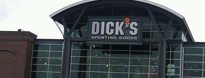 DICK'S Sporting Goods is one of Korine : понравившиеся места.