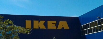 IKEA is one of New Haven.