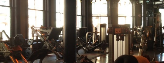 David Barton Gym is one of NYC Spots.