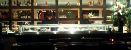 Hot Woks Cool Sushi is one of chicago spots pt. 3.