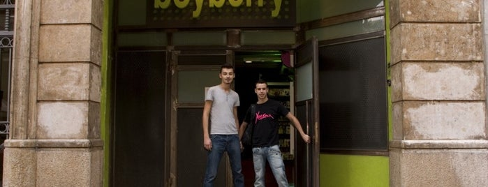 Boyberry is one of 2013 - Espanha.