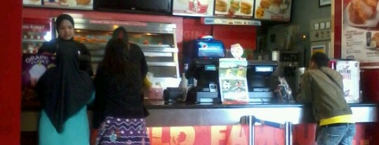KFC is one of Where to Eat in Jakarta.