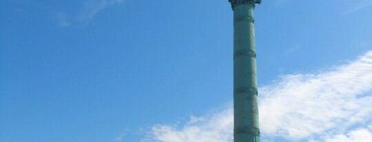 Place de la Bastille is one of Paris Mon Amour!.