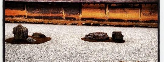 วัดเรียวอันจิ is one of Kyoto.