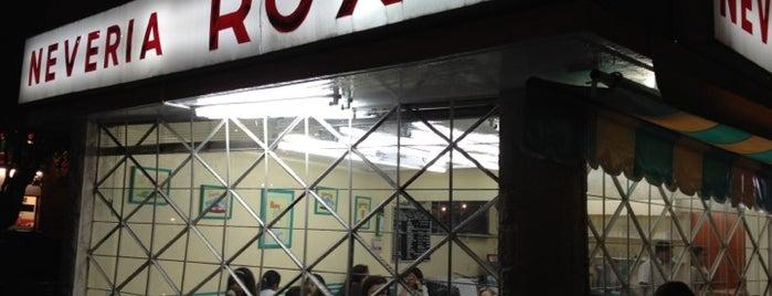 Nevería Roxy is one of Por hacer en DF.