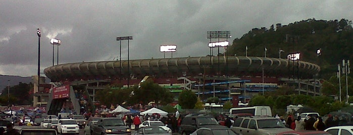 Candlestick Park is one of Top Picks for Sports Stadiums/Fields/Arenas.