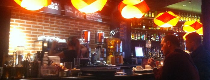 Caffe Del Arte is one of Having a good time in madrid.