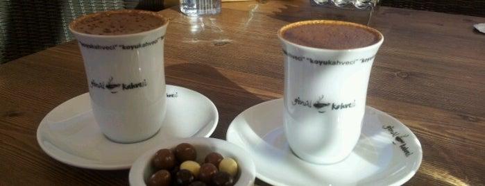 Gönül Kahvesi is one of Gidilecek yerler kuşumla :).