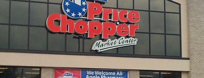 Price Chopper is one of สถานที่ที่บันทึกไว้ของ Nicholas.