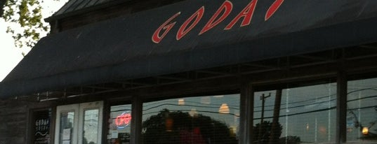 Godai Sushi Bar & Japanese Restaurant is one of Miles List.