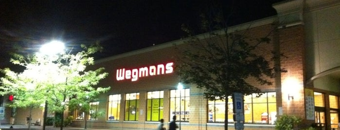 Wegmans is one of State College.