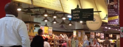 Auchan is one of Disney Paris.