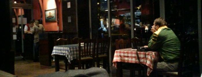 Gurman is one of Out of Belgrade.