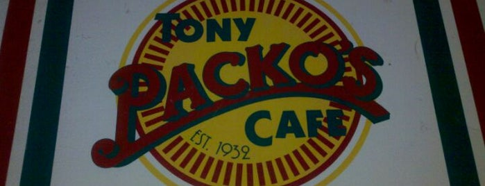 Tony Packo's Cafe is one of US Landmarks.
