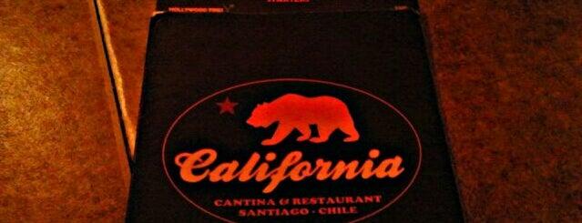 California Cantina e Restaurant is one of Ruta Sibarita.