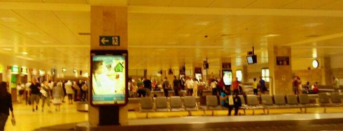 Aeroport de Girona-Costa Brava (GRO) is one of Airports in SPAIN.