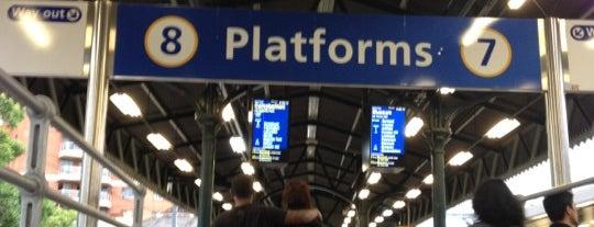 Platforms 7 & 8 is one of Sydney Train Stations Watchlist.