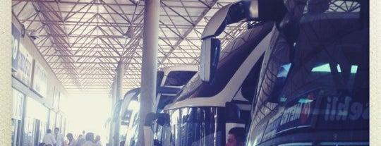 Kırklareli Şehirler Arası Otobüs Terminali is one of Aさんのお気に入りスポット.