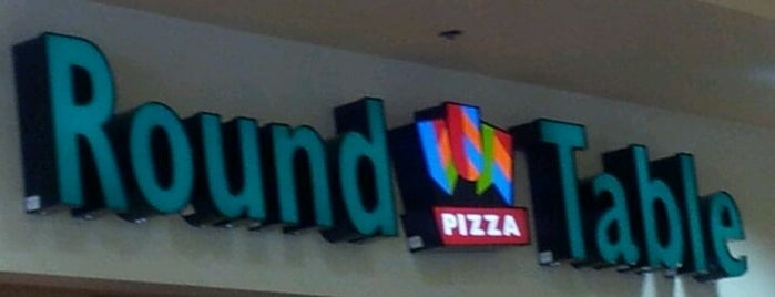 Round Table Pizza is one of AK.