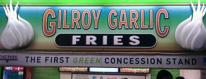 Gilroy Garlic Fries is one of Best French Fries in the US.