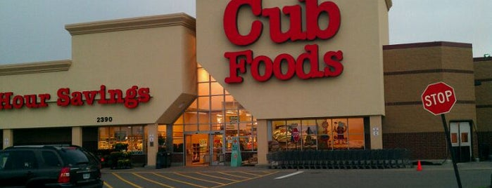 Cub Foods is one of more to do list.
