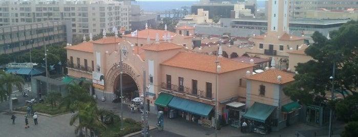Mercado de Nuestra Señora de África is one of Patrimonio de Santa Cruz de Tenerife.
