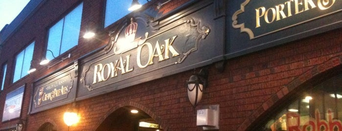 Royal Oak is one of Phoenix 💥💥💥's Liked Places.