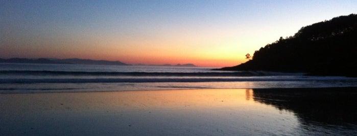 Praia de Canelas is one of To do's Sanxenxo.