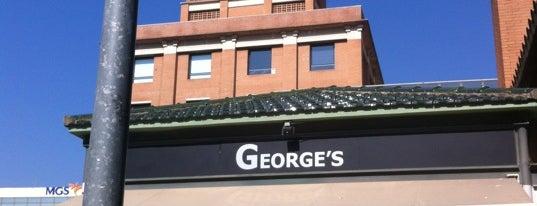 George's is one of Deja vu.