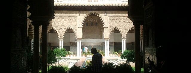 Real Alcázar de Sevilla is one of Escenarios de película en Sevilla | Film locations.