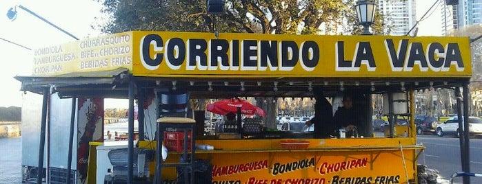 Corriendo La Vaca, Costanera is one of BsAs.