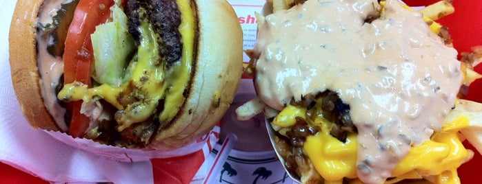 In-N-Out Burger is one of Fort Worth.