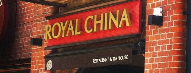 Royal China is one of Restaurantes con Descuento reservando online.
