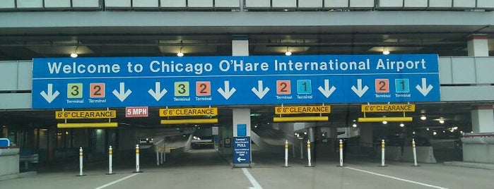 Aeroporto Internacional Chicago O'Hare (ORD) is one of Airports of the World.