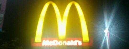 McDonald's is one of Points d'accès internet wifi gratuit en Martinique.