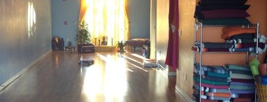 Lotus Yoga Studio is one of Tempat yang Disimpan Tender Roni.
