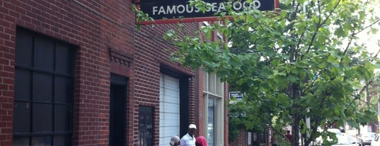 DiNardo's Famous Seafood is one of Eat, Drink & Be Philly Dining Guide!.